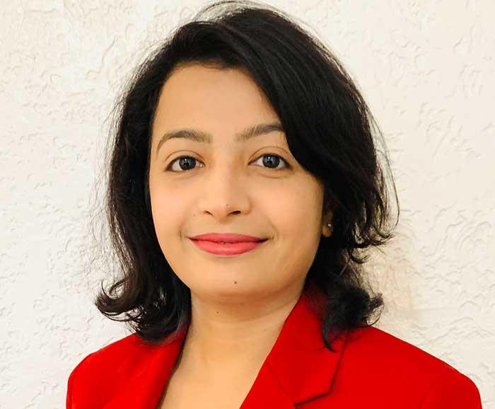 Akriti Shrestha Portrait