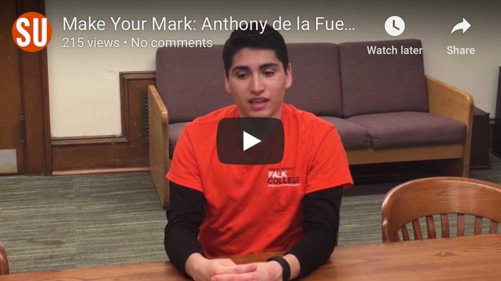 Watch Anthony's testimonial video