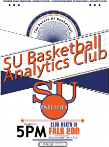 Basketball Analytics Club Logo