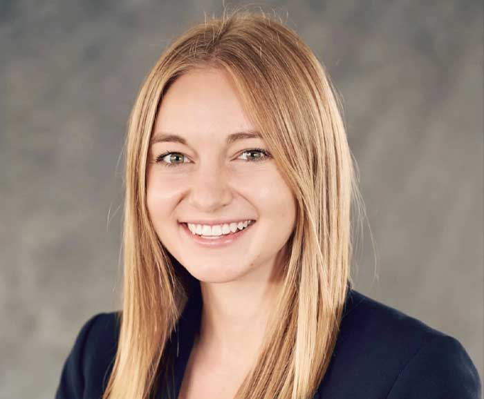 Alexandra Borza Portrait