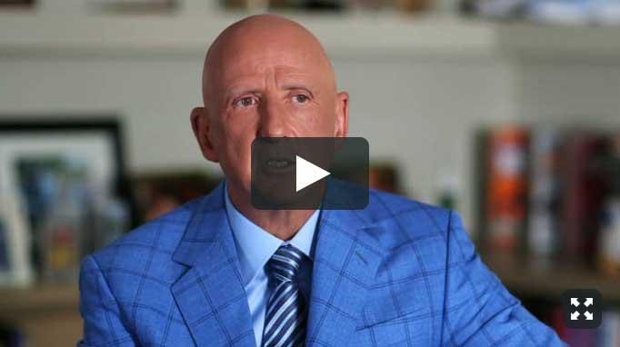 Career Advice video from David Falk