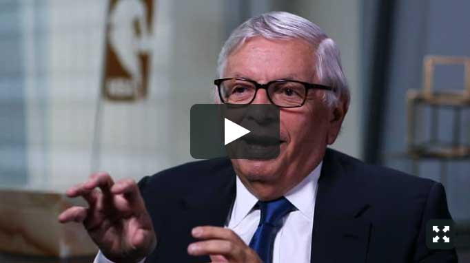 Career Advice video from David Stern
