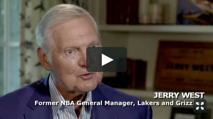 Career Advice from Jerry West part 1