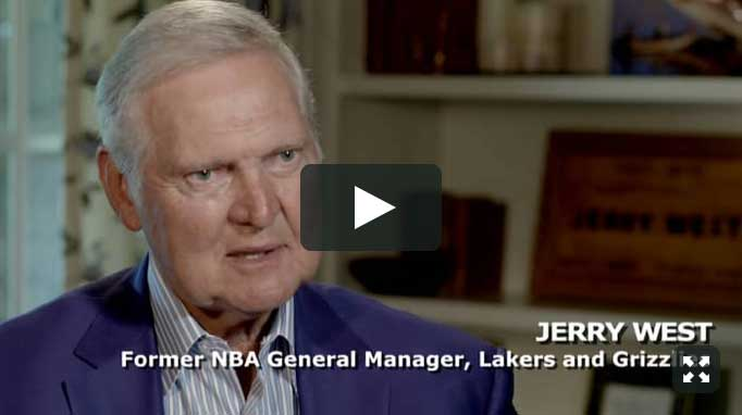 Career Advice from Jerry West part 2