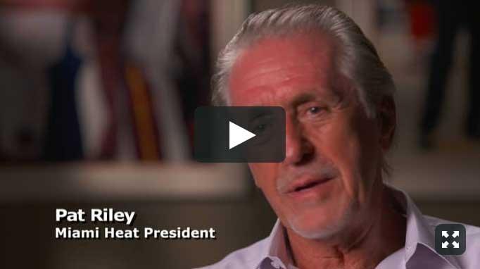 Career advice video from Pat Riley part 2