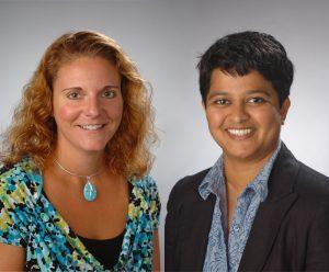 Deborah Coolhart and Rashmi Gangamma