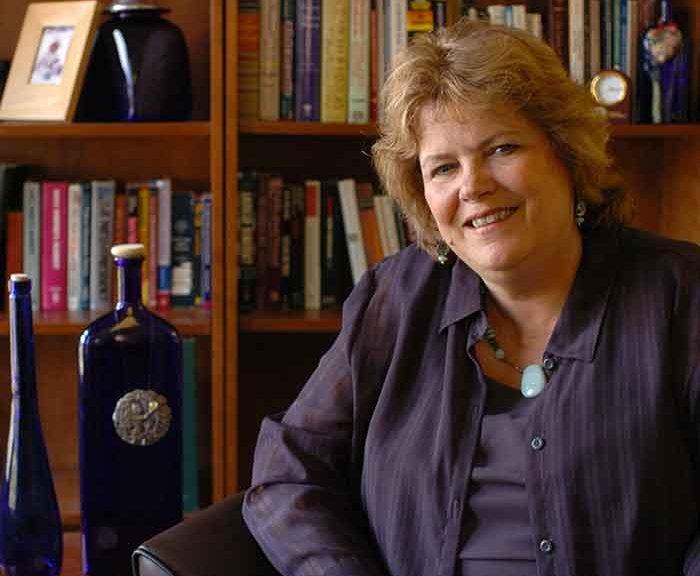 Diane Murphy portrait