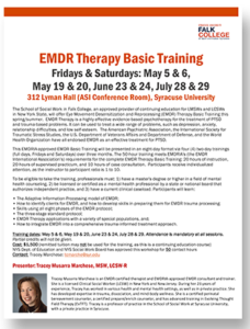 EMDR Therapy Basic Training @ ASI Conference Room 312 | Syracuse | New York | United States
