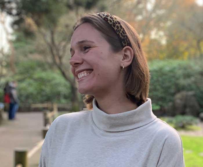Elizabeth Gardner Portait