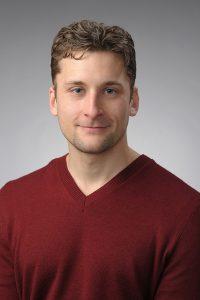 Bryce Hruska Portrait