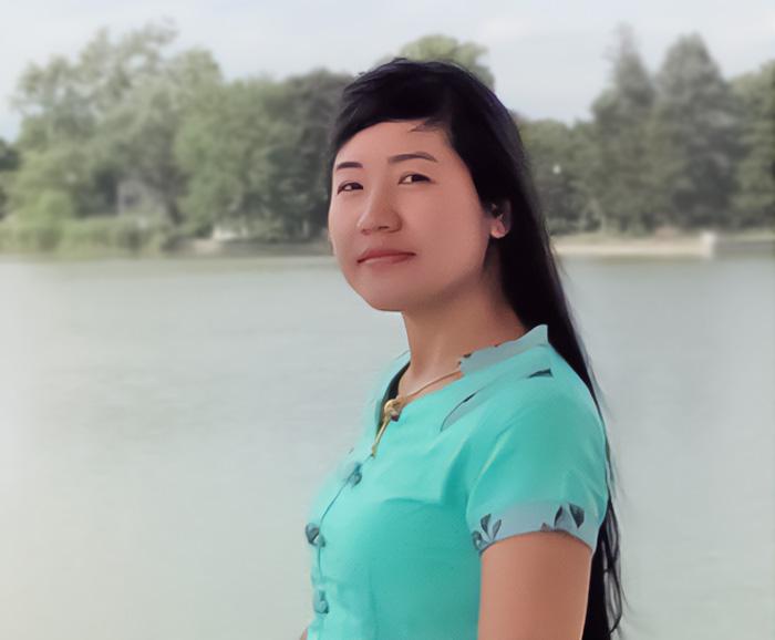 Khin Aung Portrait