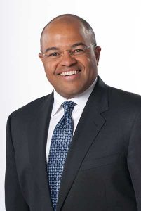 Mike Tirico Portrait