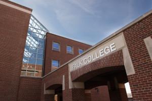 Falk College building