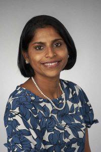 Latha Ramalingam Portrait