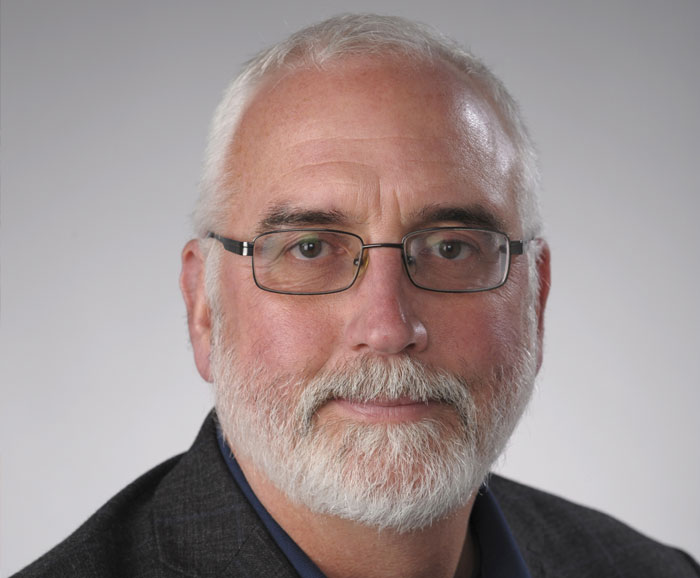 Rick Welsh Portrait