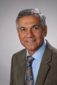 Jaipaul Roopnarine Portrait