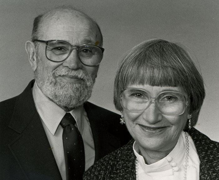 Rubenstein Portrait