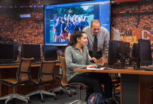 SU's New Sport Analytics degree featured in national magazine