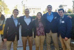 SPM team places second in Sabermetrics Competition at Columbia