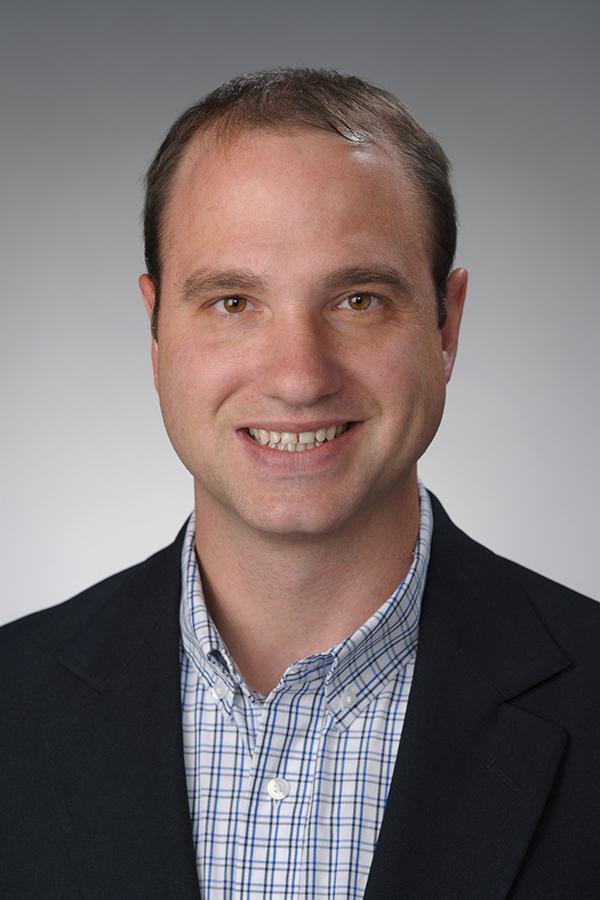 Faculty member portrait