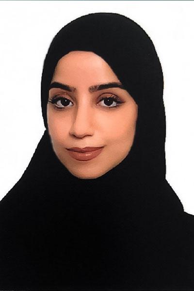 Sara Alansari Portrait