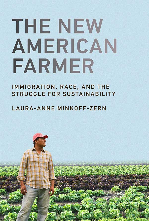 Cover of the book, The New American Farmer