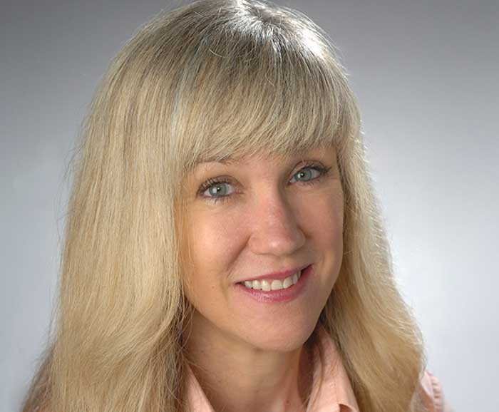 Margaret Voss Portrait