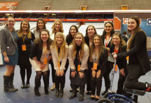 SU Women in Sports and Events (WISE) hosts February 19 panel on careers in sports