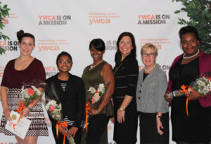 YWCA Recognizes Two from University with 'Spirit of American Women' Honors