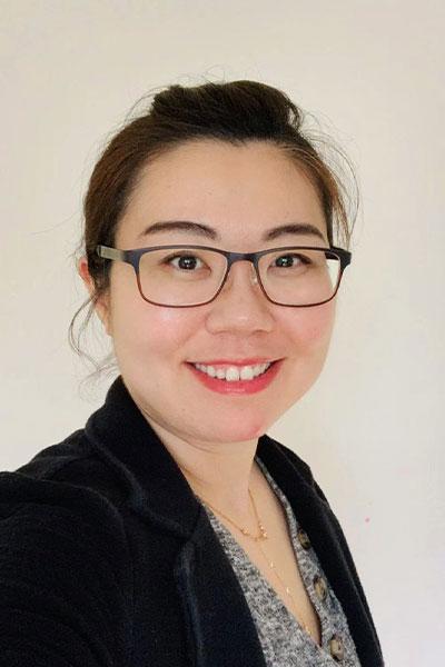 Ying Zhang Portrait